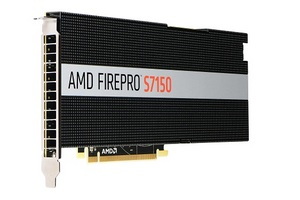 AMD FirePro(TM) S7150 and AMD FirePro(TM) S7150 x2 server graphics cards