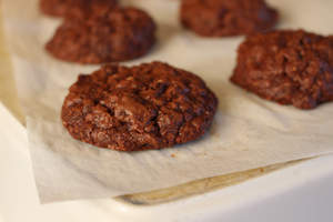 Gluten-Free Chocolate Nut Cookies