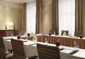 Vienna luxury hotel meeting room