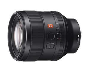 FE 85mm f/1.4 GM G Master Lens