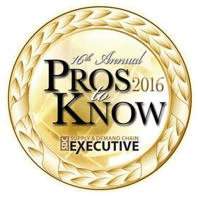 Elemica Wins Provider Pros to Know 2016 Award