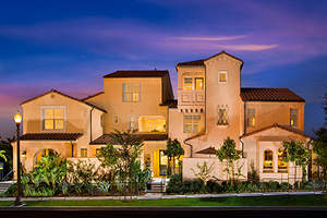 zinnia, cypress village, irvine new homes, new irvine homes, irvine real estate