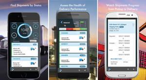 Elemica Track - Mobile Logistics Application