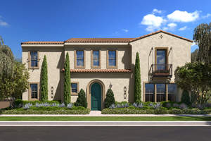 legado, irvine new homes, new irvine homes, portola springs