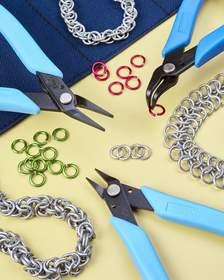 Xuron(R) TK3700 Chainmaille Plier Kit