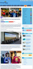 Cheapflights.com Top 10 Airports for an Impromptu Photo Shoot