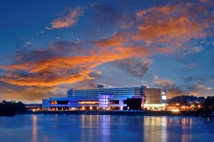 rivers casino, billiards, lake view, WPBA, First US Open