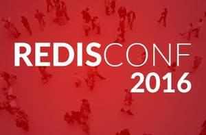 Register for RedisConf 2016