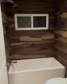 Simple Energy Efficient Bathroom Remodel