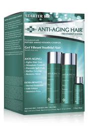 Anti-Aging Hair Treatment System