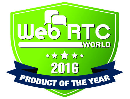 Masergy's WebRTC Wins Product of the Year for Real-Time Voice and Video Communications