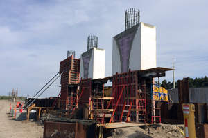 ACH EPS Foam as Formwork