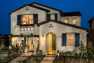 the christopher collection, new westminster homes, westminster new homes, westminster gated homes