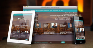 New England Hair Loss Surgeons Announce New Responsive Website
