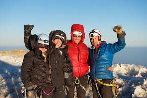 USX Veteran Everest Expedition team in training