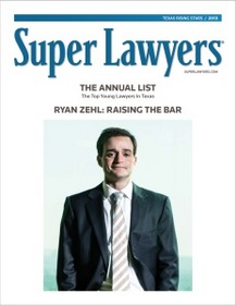 Ryan Zehl: Raising the Bar