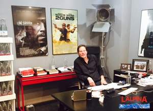 bottled water, shelves, Jeff Rice, movie producer, hollywood, LALPINA