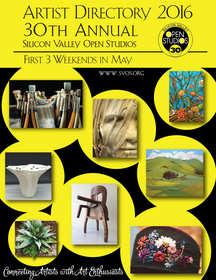 Silicon Valley Open Studios (SVOS) art catalog