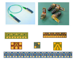 OFC 2016, fiber optic solutions, photodiodes, active optical cables, known-good-die, VCSEL, OSA