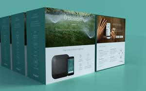 Blossom Smart Watering Controller, IoT, Tech