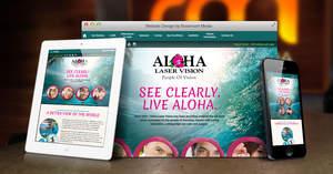 Hawaii Eye Surgeons Announce New Responsive Website