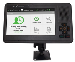 ELD-ready fleet management for oil and gas