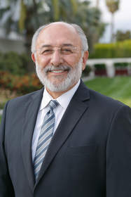 Michael Ortiz, Interim CEO and Board Chair for Los Angeles County Fair Association