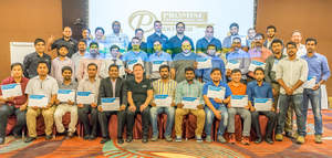 Promise Technology IP Video Surveillance Training Course in Qatar