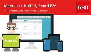 Meet ISL Online at CeBIT 2016.