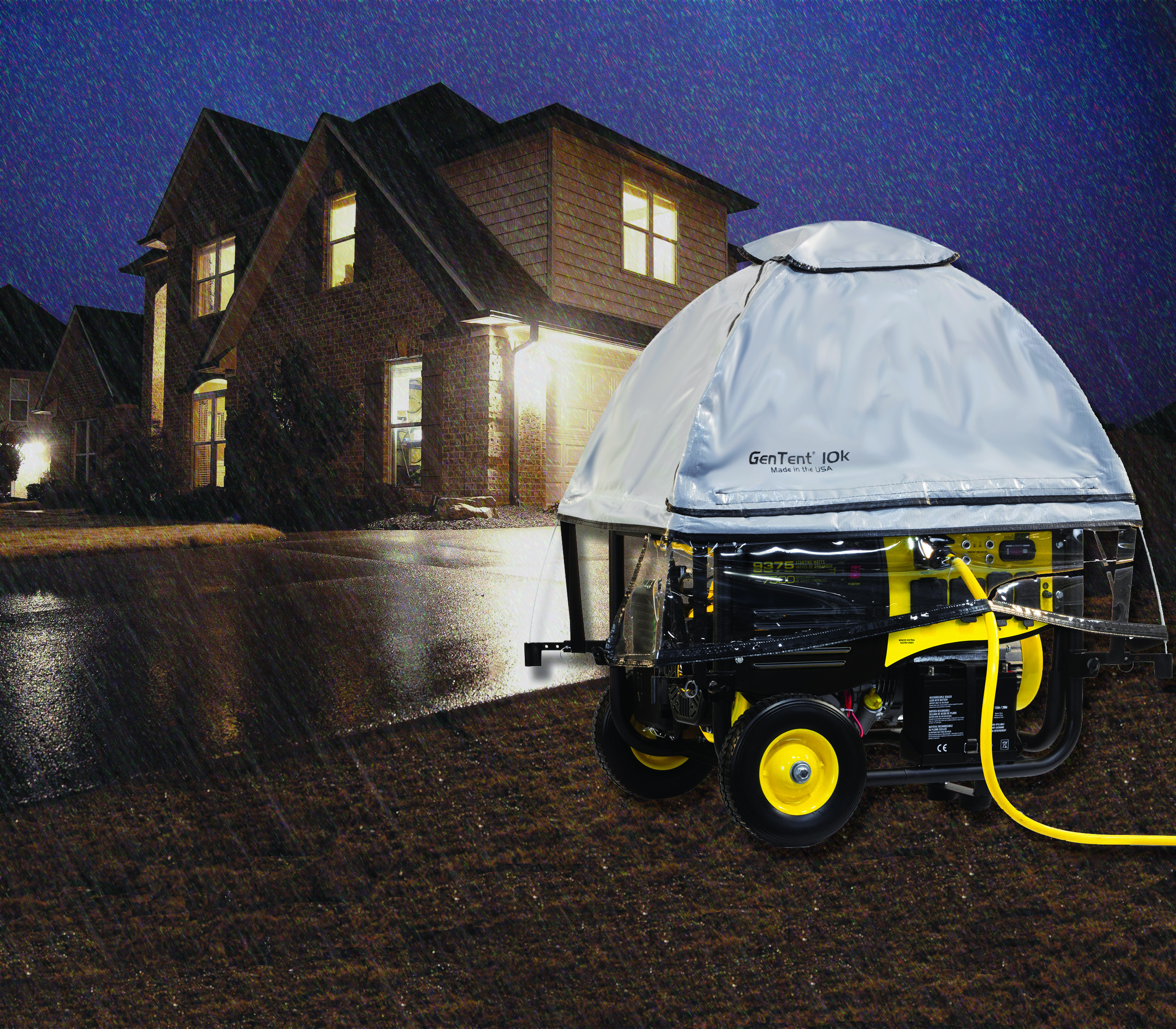 GenTent R Safety Canopies Expands Canadian Market Introduces New