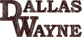 Musician Dallas Wayne