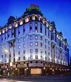 Hotel in Russia