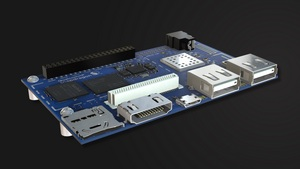 A low-cost development board based on the Qualcomm(R) Snapdragon(TM) 410 processor, Arrow Dragonboard 410c is certified compatible with Microsoft Azure IoT Suite, and bundled with Amazon's IoT Software Development Kit