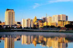 IMG_191 LLC Shutterstock - Rochester MN skyline