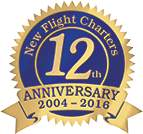 Highly Rated Jet Charter Company Celebrates 12 Years Success