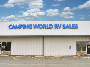Camping World and Good Sam Celebrate Grand Opening of RV SuperCenter in Greater Shreveport, Louisiana Area