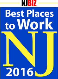 DMW&H Wins Best Place to Work in NJ 2016