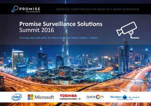 Promise Surveillance Solutions Summit 2016 in Dubai