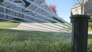 Smart Control. Smart Sprinklers. Irrigation that's Genius(R)