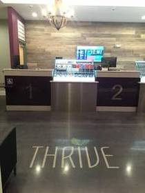 Medical cannabis dispensary Thrive Harrisburg's newly constructed thoughtfully designed facility is now open, offering Southern Illinois' largest selection of medical cannabis products and accessories and streamlined patient flow.