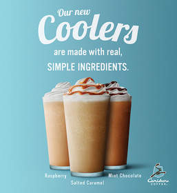 Caribou Coffee's New Limited Time Offerings