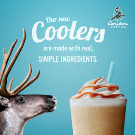 Our Coolers are made with real, simple ingredients.