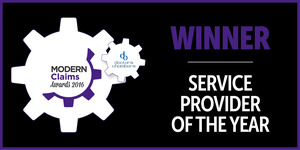iovation Service Provider of the Year in Modern Claims Awards