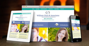 Cumberland Dentists and Orthodontist Announce New Responsive Website