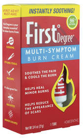 First Degree Multi-Symptom Burn Cream