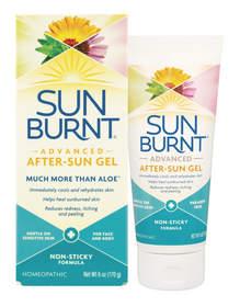 SunBurnt Advanced After-Sun Gel