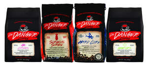 Dr. Bob Arnot Dr. Danger Coffee - High Performance with Health Benefits