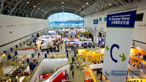 Fourth Taiwan International Fastener Show wraps up in success