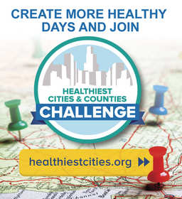 Healthiestcities.org from Aetna Foundation
