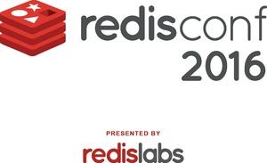 RedisConf 2016